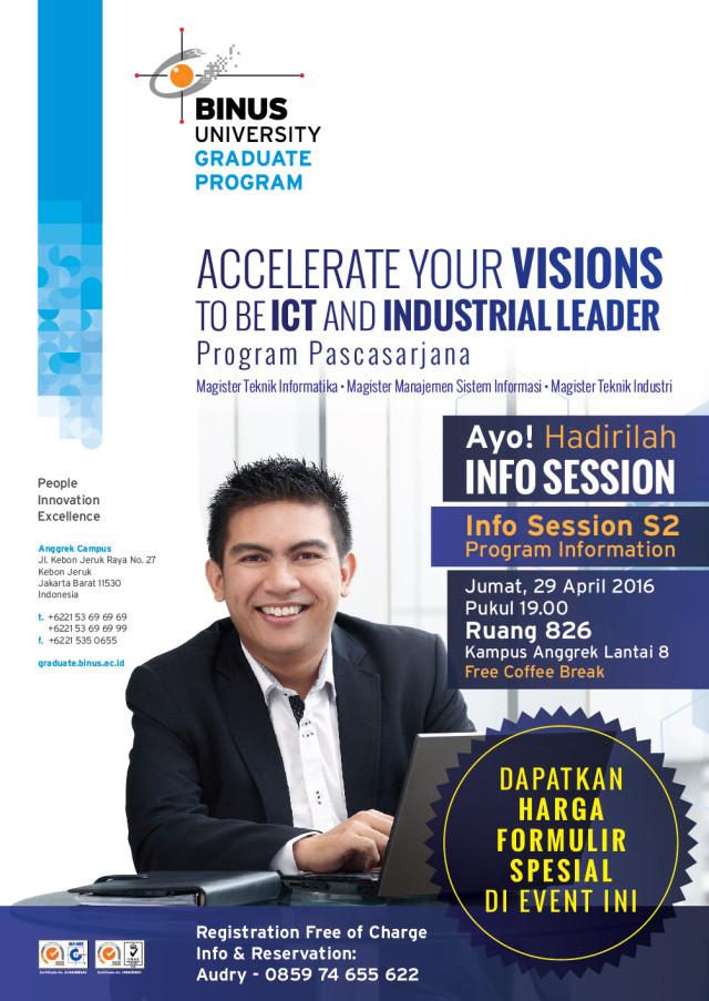 Flyer BGP Info session (turunan iklan Buku Wisuda) 29 April-01