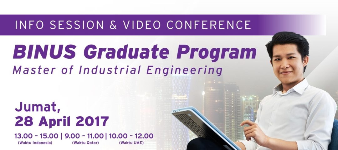 INFO SESSION & VIDEO CONFERENCE