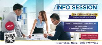 Open Consultation BGP 24 Januari 2019