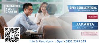 Open Consultation Jakarta – 16 Februari 2019