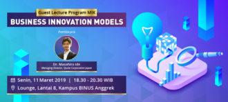BINUS GRADUATE PROGRAM di Education Training Expo 2019